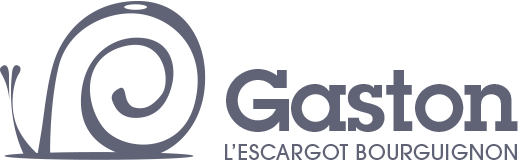 Gaston l'escargot Bourguignon Logo